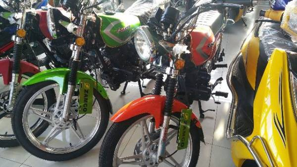 2017 Zamco Bikes Jamaican Classifieds